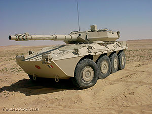 B1 Centauro - A Centauro in Iraq