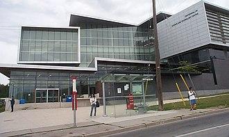 Centennial College - Centennial Science and Technology Centre