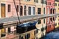 Centro storico di Comacchio - Barca e Riflessi -.jpg