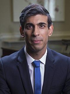 Rishi Sunak British Conservative politician (born 1980) and Chancellor of the Exchequer (2020–)