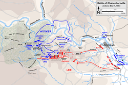 Chancellorsville May1