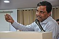 Chandrakant Das Speaks - Ganga Singh Rautela Retirement Function - NCSM - Kolkata 2016-02-29 1388.JPG