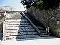 Charente-Maritime Brouage Porte Royale Escalier Mancini - panoramio.jpg