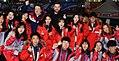 Chargé d'Affaires Marc Knapper Appreciates Olympic Youth Volunteers DV-Wsk7WkAEt66P.jpg