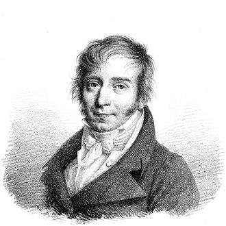 Charles-Simon Catel - Charles-Simon Catel, 1817, Bibliothèque nationale de France.