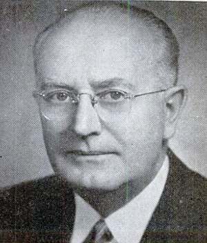 Charles B. Hoeven - From 1963's Pocket Congressional Directory of the Eighty-Eighth Congress