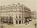 Charles Marville, Théâtre du Vaudeville, 1869.jpg