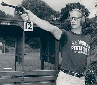 Charles Richards (pentathlete) - Richards in 1970