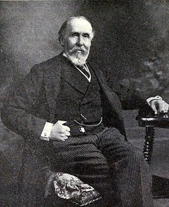 Charles Rivers Wilson - Image: Charles Rivers Wilson