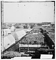 Charleston, South Carolina (vicinity). Interior view of Fort Wagner, showing quarters of Federal garrison. (Morris Island) LOC cwpb.03131.jpg