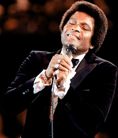Picture of a band or musician: Charley Pride