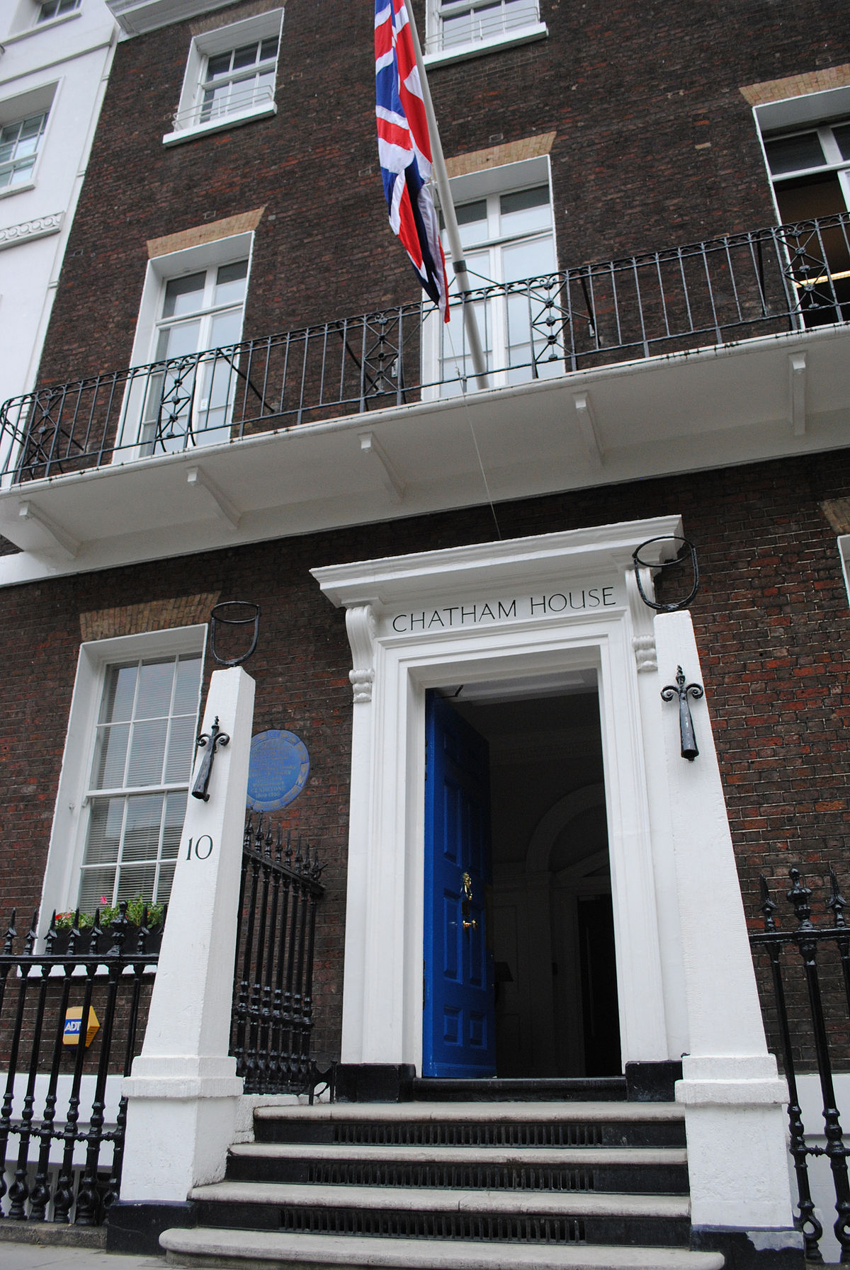 Are House: Chatham House Rule