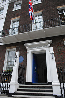 Chatham House Rule System for holding debates and discussions on controversial issues