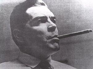 Che Guevara while using the alias Adolfo Mena ...