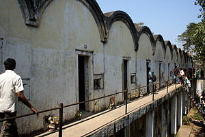 Madras Central Prison - Image: Chennai Central jail