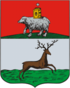 Cherdyn COA (Perm Governorate) (1783).png