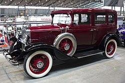 Chevrolet Independence Serie AE Spezial-Limousine (1931)