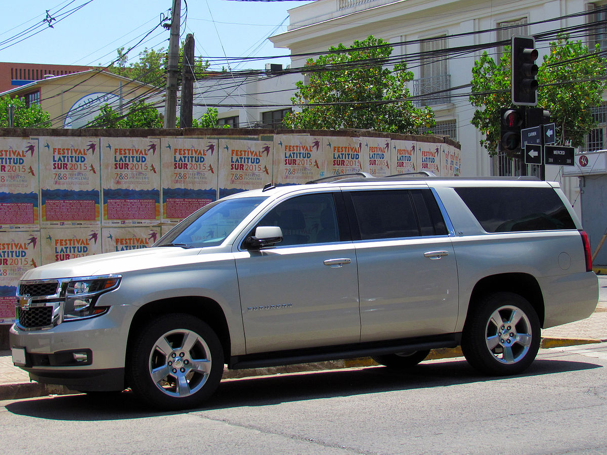 Chevrolet Suburban – Wikipedia
