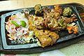 Chicken Tandoori Sizzler - Kabab Company - Kolkata 2015-11-01 6803.JPG
