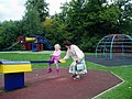 Children's playground, Lloyd Park, Croydon - geograph.org.uk - 869682.jpg