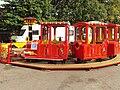 Children's train ride, Birkenhead Park.JPG