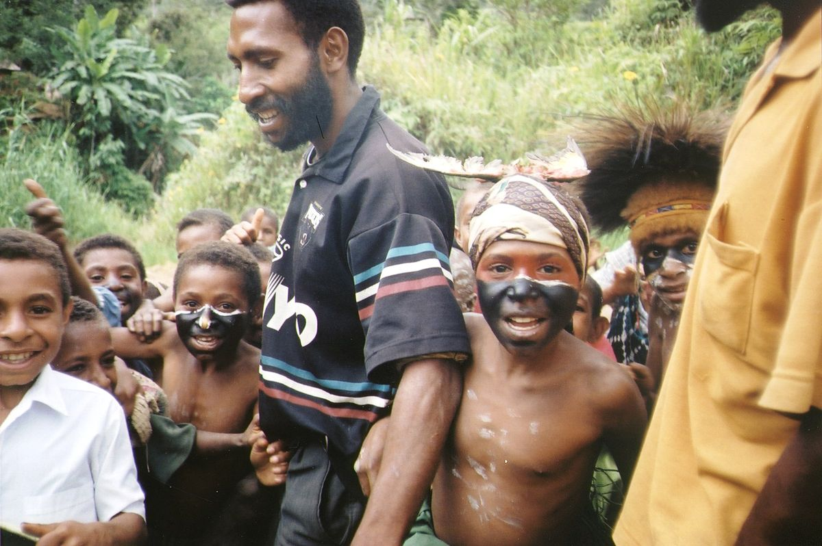 Papuan people - Wikipedia