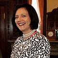 Chilean Minister Loreto Silva in the UK (cropped).jpg