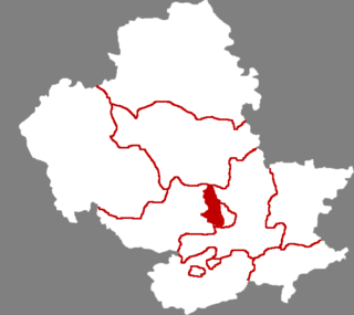 Shuangluan District District in Hebei, Peoples Republic of China