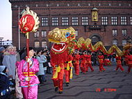 Chinese New Year, Copenhagen 2006.