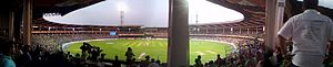 M. Chinnaswamy Stadium - Image: Chinnaswamy Stadium Panorama