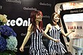 ChoiceOnly promotional models at Computex 20100601.jpg