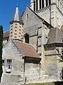 Choisy-au-Bac (60), église de la Sainte-Trinité, croisillon sud.JPG