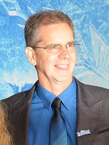 Chris Buck, Frozen premiere, 2013.jpg