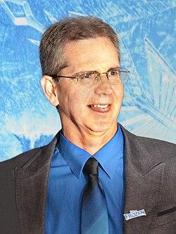 Chris Buck, Frozen premiere, 2013.jpg