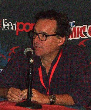 Chris Columbus (filmmaker) - Columbus at New York Comic Con in 2013