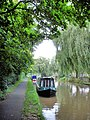 Christleton - Shropshire Union Canal - geograph.org.uk - 976307.jpg