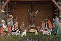 Christmas crib in the Hospital San Pietro Fatebenefratelli 3.JPG
