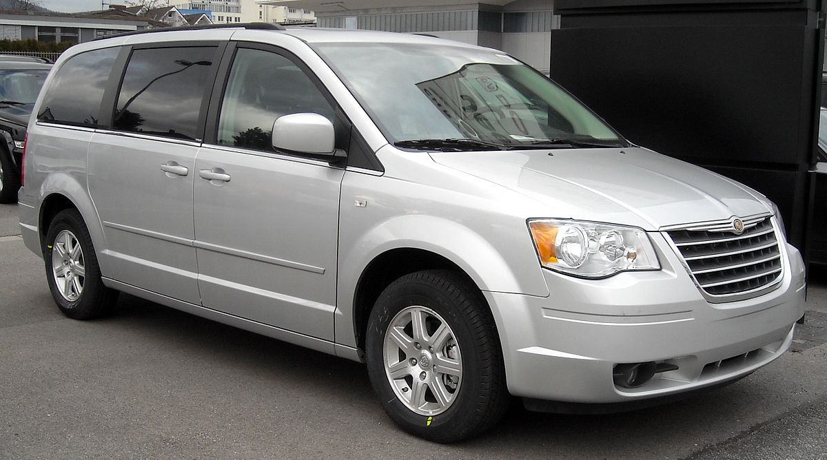 Minivans For Sale >> Chrysler minivans - Wikipedia