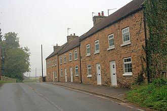 Forcett - Church Row of Forcett (2013)