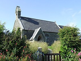 Church at Llanfwrog - geograph.org.uk - 194445.jpg
