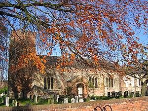Leconfield - Church of Saint Catherine, Leconfield.