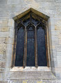 Church of St Andrew, Boothby Pagnell, Lincolnshire, England - South Aisle west window.jpg