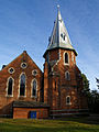 Church of St Mary Theydon Bois Essex England - from the west 01.jpg