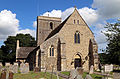 Church of St Mary the Virgin, Shipley, West Sussex, England ~ exterior from the west.JPG
