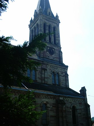 Jean-Baptiste Schacre - Image: Church of Zillisheim (France)