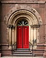 Church of the Holy Trinity Philadelphia red door.jpg