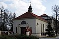 Church of the Sacred Heart of Jesus, 2 Saska street,Plaszow,Krakow,Poland.jpg
