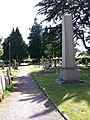 Churchyard, All Saints Church, Dibden - geograph.org.uk - 868143.jpg