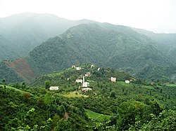 Cimakli Village in Espiye, Giresun Turkey.jpg