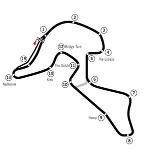 Canadian Grand Prix - Mont-Tremblant, used in 1968 and 1970